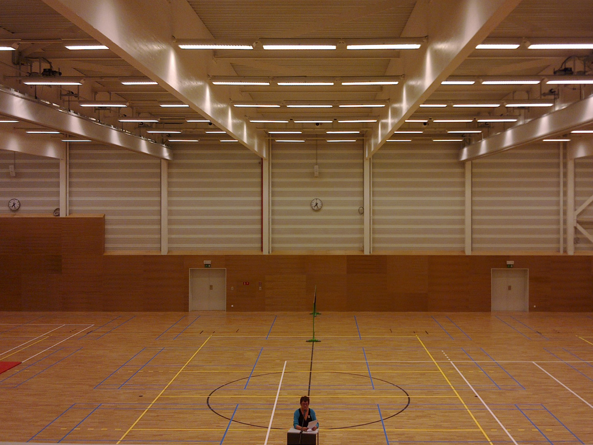 Salle De Sport Bois Guillaume - 09 044 u2013 Salle de sport Warande u2013 Bureau d'études Bois