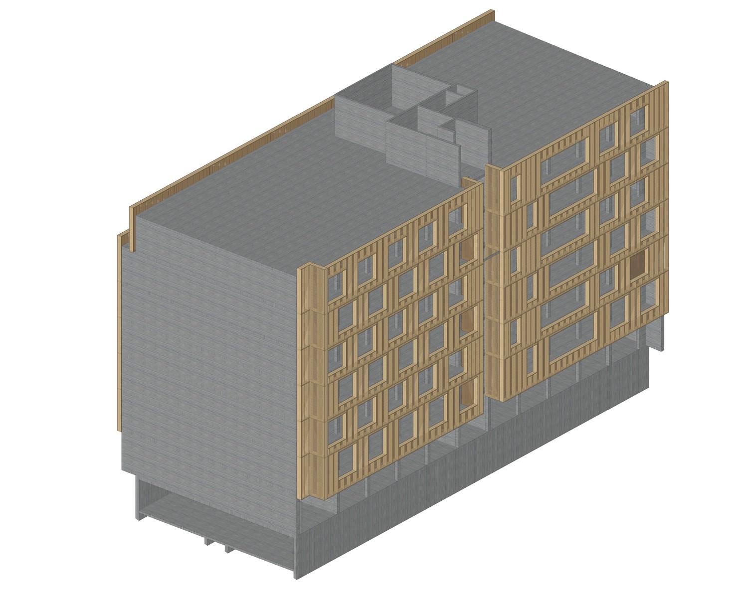 umons grande triperie bureau d 39 tudes bois. Black Bedroom Furniture Sets. Home Design Ideas