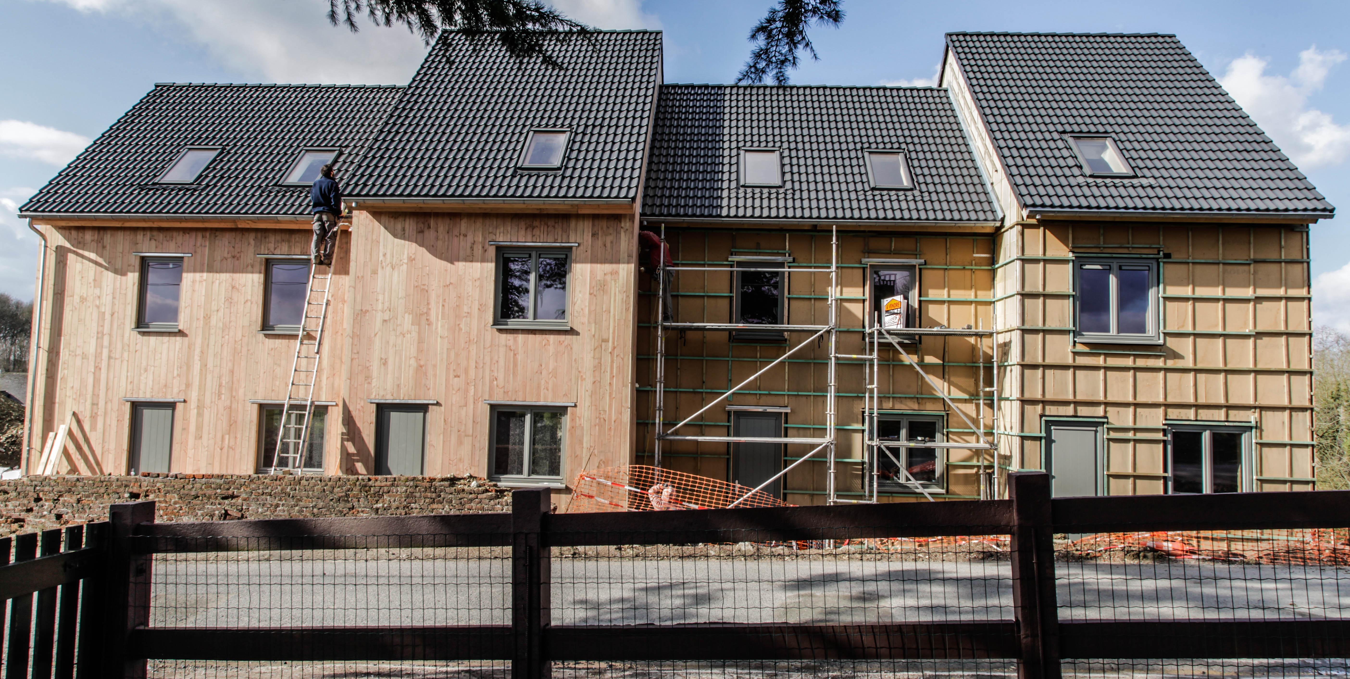 Cout construction maison en paille for Tableau cout construction maison