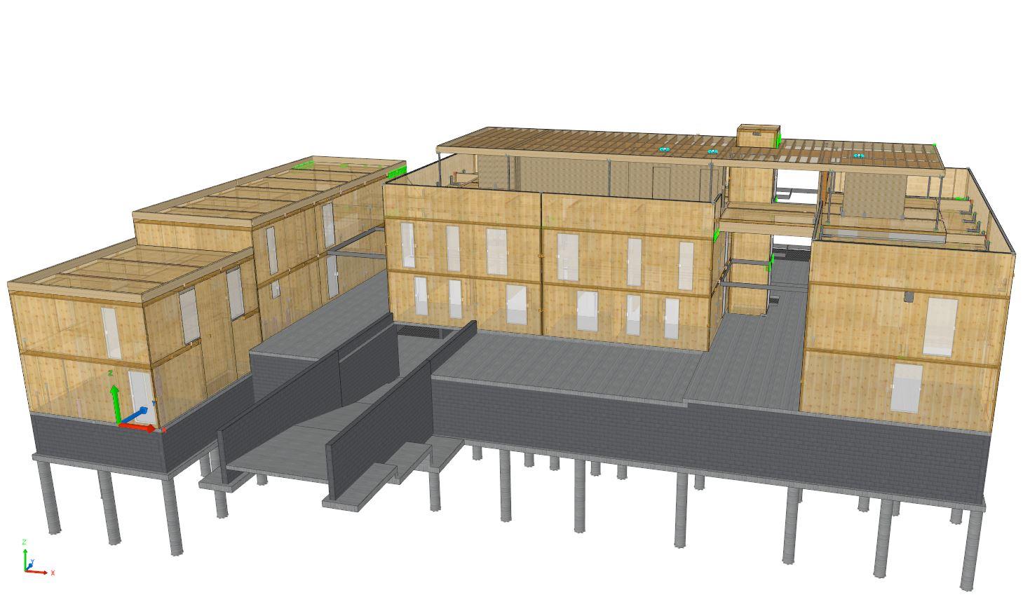 Projets d architecture architrave namur